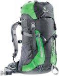 Deuter Rucksack Climber - anthracite/spring green