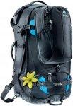 Deuter Traveller 60+10 SL - Damen Reiserucksack - black/turquoise