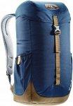 Deuter Walker 16 - Daypack / Tagesrucksack - midnight blue/brown