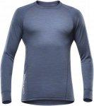 Devold 205 Warm Duo Active Longsleeve Shirt Men - Thermo Merino Langarmshirt - n