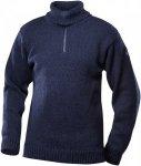 Devold Originals Nansen Zip Neck Sweater Men - Woll Pullover mit Front-Zipper -