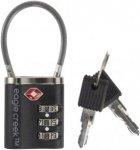 Eagle Creek Cable TSA Lock - Kabelschloss - graphite