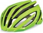 Endura Airshell Helmet - Fahrradhelm mit Zertifizierung - neon green - Gr.M-L -