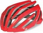 Endura Airshell Helmet - Fahrradhelm mit Zertifizierung - red- Gr.L-XL - 58-63 c