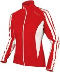 Endura FS260-Pro Jetstream Women - Softshell Radjacke - rot - Gr.S