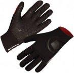 Endura FS260 Pro Nemo Handschuh - Neopren Radhandschuhe mit Reflektoren - black