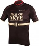 Endura Isle of Whisky Trikot Men - Radtrikot - schwarz - Gr.S