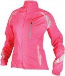 Endura Luminite DL Jacke Women - Radregenjacke - neon pink - Gr.L