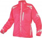 Endura Luminite Jacke 4 in 1 Women - Damen Doppel Radjacke - pink - Gr.L