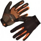 Endura MTR Handschuh - Elastische Radhandschuhe - black - Gr.S