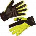 Endura Strike II Handschuhe - Bikehandschuhe aus Softshell - gelb - Gr.M