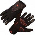 Endura Windchill Handschuhe - Softshell Radhandschuhe - black - Gr.S