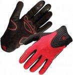Endura Windchill Handschuhe - Softshell Radhandschuhe - red - Gr.S