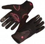 Endura Windchill Handschuhe Women - Softshell Radhandschuhe - black - Gr.L