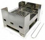 Esbit Grill BBQ Box 300S - Grill aus Edelstahl - Esbit Grill BBQ Box 300S