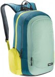 Evoc Park 25L - Laptoprucksack - multicolour petrol/yellow