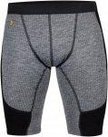Fjällräven Bergtagen Shortjohns Shorts 1/2 - Funktionswäsche - grey - Gr.XL
