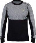 Fjällräven Bergtagen Woolmesh Sweater Shirt Men - Unterwäsche aus Wolle - gre