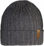 Fjällräven Byron Hat Thin - Strick Outdoormütze aus Wolle - graphite grey
