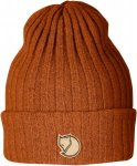 Fjällräven Byron Hat - Wintermütze aus Wolle - autumn leaf light brown
