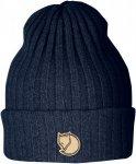 Fjällräven Byron Hat - Wintermütze aus Wolle - dark navy blue