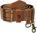 Fjällräven Equipment Belt - Gürtel - leather cognac 249 - 95cm