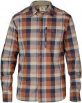 Fjällräven Fjällglim Shirt Men - Outdoorhemd - autumn leaf beige/orange 215 -