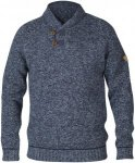 Fjällräven Lada Sweater Men - Strickpullover - dark navy blue 555 - Gr.L