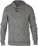 Fjällräven Lada Sweater Men - Strickpullover - grey/light grey 020 - Gr.M