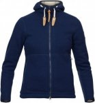 Fjällräven Polar Fleece Jacket Women - Fleecejacke - navy blue - Gr.L
