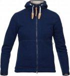 Fjällräven Polar Fleece Jacket Women - Fleecejacke - navy blue - Gr.M