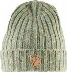 Fjällräven Re-Wool Hat - Woll Strickmütze - frost light green