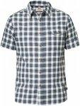 Fjällräven Singi Short Shirt Men - Trekking Freizeithemd - uncle blue 520 - Gr