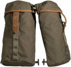 Fjällräven Stubben Side Pockets - Rucksack Seitentaschen - dark olive - per Pa