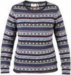 Fjällräven Övik Folk Knit Sweater Pullover Women - Damen Wollpullover - uncle