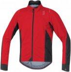 Gore Bike Wear Oxygen 2.0 GTX Active Jacket Men - Bike-Regenjacke - red/black -