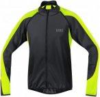 Gore Bike Wear Phantom 2.0 WS SO Jacket Men - Rad Softshelljacke - black/neon ye