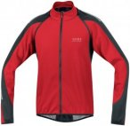 Gore Bike Wear Phantom 2.0 WS SO Jacket Men - Rad Softshelljacke - red/black - G