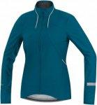 Gore Running Wear AIR Lady WS SO Shirt - Softshell Laufjacke - ink blue - Gr.36