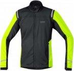 Gore Running Wear Mythos 2.0 WS SO Jacket Men - Lauf Softshelljacke - schwarz/ne