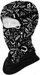 HAD Kids Mask - Gesichtsmaske / Sturmhaube für Kinder - science black
