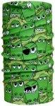 HAD Multifunktionstuch Kids Original - kroko Krokodile - grün