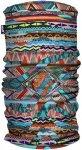 HAD Multifunktionstuch - Printed Fleece - takari - bunt