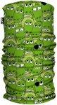 HAD Multifunktionstuch / Schlauchschal - Kids Printed Fleece - kroko green