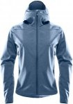 Haglöfs Boa Hood Jacket Women - Softshelljacke - blue ink - Gr.S