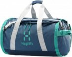 Haglöfs Lava Duffel Bag 90 - Reisetasche - blue ink/tarn blue