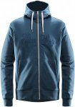 Haglöfs Norbo Hood Jacket Men - Kapuzen Sweatjacke - blue ink - Gr.M