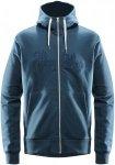 Haglöfs Norbo Hood Jacket Men - Kapuzen Sweatjacke - blue ink - Gr.XL