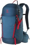 Haglöfs Spira 25 - Tagesrucksack - blue ink/pop red