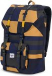 Herschel Little America Backpacks 25L - Tagesrucksack - arrow frontier geo blue/